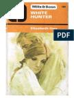 [Hoy Elizabeth] White Hunter