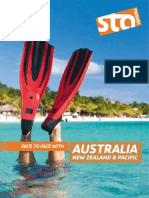 Face to Face with Australia, New Zealand and Pacific - STA Travel