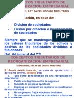 Clase Reorganización de Empresas.ppt
