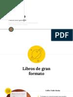 Tipología de libros