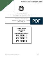Kertas 1 Pep Pertengahan Tahun SBP 2011