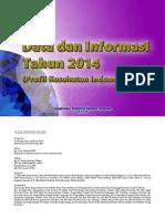Profil Kesehatan Indonesia 2014