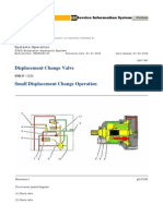 Displacement Change Valve