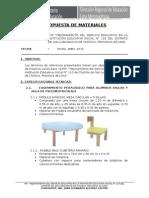 2.0 Especificaciones Tsdcaedrfae écnicas