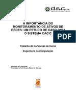 TCC Henrique Dias 2008-2