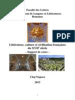 Litt Du XVIIe Siecle 2015 I