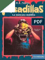 La Mascara Maldita - R. L. Stine