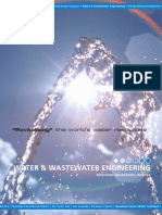 Water & Wastewater Engineering