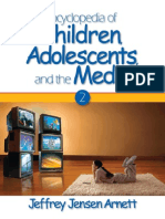 Encyclopedia of Children Adolescents & Media