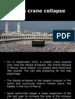 Mecca Crane Collapse