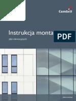 Instrukcja Montazu Dla Plyt Elewacyjnych Cembrit (1)