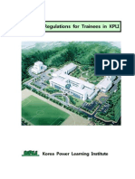 Guide & Regulation for Trainees at KPLI.pdf