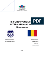 Le Fond Monetaire International