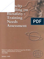 training need analysis Tna Report