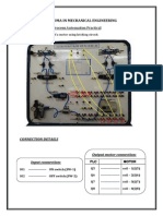 Process Automation Practical Connection Diagram