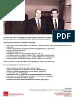 Briefing de plénière -  Octobre 2015