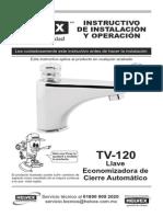 TV 120 Instructivo