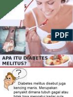 Penyuluhan Diabetes KKN 2015