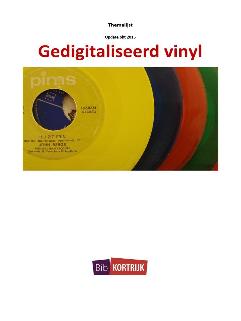 Gedigitaliseerd Vinyl 2 (Update Okt 2015) c7d88018bf1