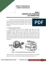 Generator Sinkron