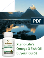 Omega 3 Buyers Guide