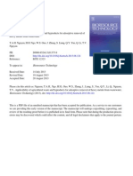 Bioresource Technology Volume Issue 2013 [Doi 10.1016%2Fj.biortech.2013.08.124] Nguyen, T.a.H.; Ngo, H.H.; Guo, W.S.; Zhang, J.; Liang, S.; Yue, -- Applicability of Agricultural Waste and Byproducts f