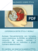 1.2 Generalidades Sobre Etica
