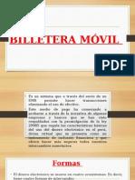 Billetera Electronica