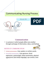 Communicating Nursing Process, NCP of Respiratory Diseases.1pptx