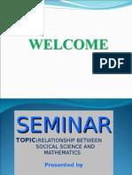Social Sciense Seminar-2003