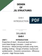 UNIT-I (Part-1) Introduction