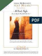 All Soul's Night - Loreena McKennitt