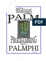 Beginners Palm Programming