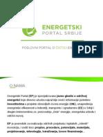 Energetski Portal Srbije