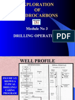 Drilling Operations