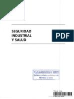 Seguridad Industrial y Salud