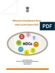 MDG India Country Report 2015