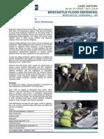 CH EC UK Boscastle Flood Defences Cornwall