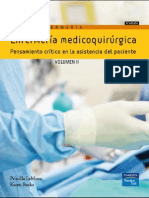 Medicoquirurgica Vol 2