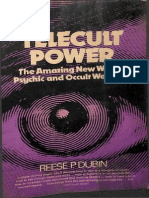 Telecult Power Reese P Dubin Ocr