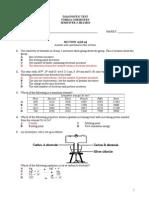 Diagnostik (Chemistry 2013) & ANSWER