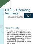 IFRS 8 Operating Segments