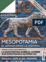CLIO Historia - N 165 Julio 2015 - Mesopotamia, El Amanecer de La Historia