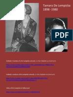 tamara de lempicka pdf