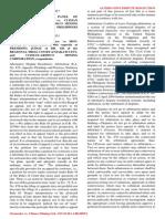 Gonzales vs. Climax Mining Ltd., 512 SCRA 148(2007)