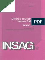IAEA Insag 10