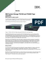 Ibm System Storage Ts31001