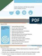 001 E-book - Predictive Modeling Techniques