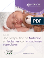 Guia de Uso Terapeutico de Nutricion en lactantes