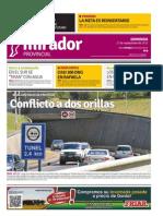 Edición impresa del domingo 27 de septiembre de 2015